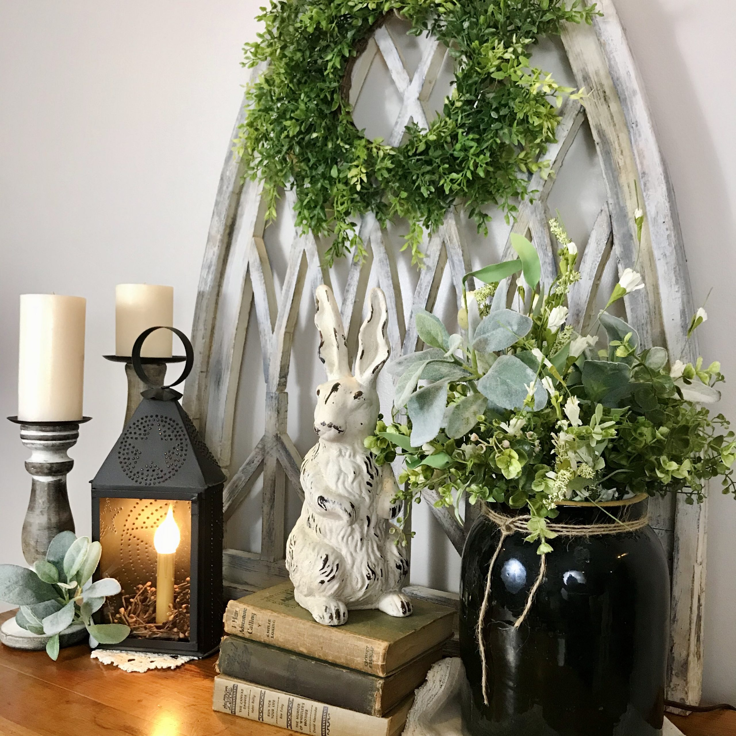 spring entryway table decorating ideas home decor