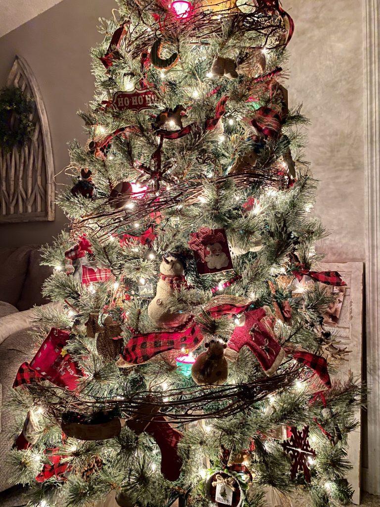 Family Christmas Tree ornaments