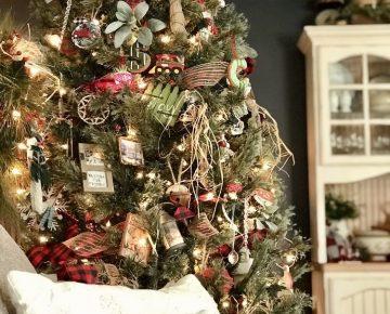 My Sweet Home Christmas Tree Decor