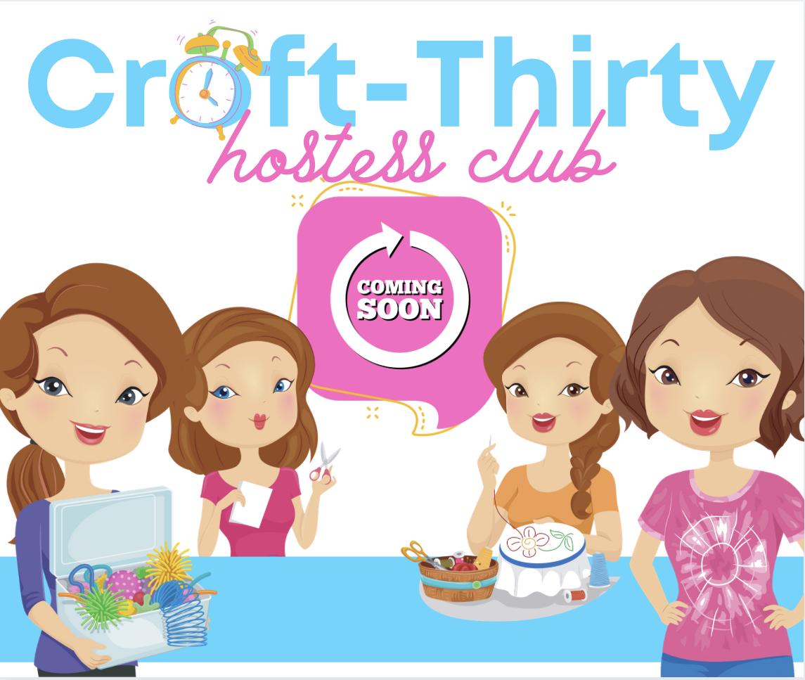 Craft-Thirty Hostess Club